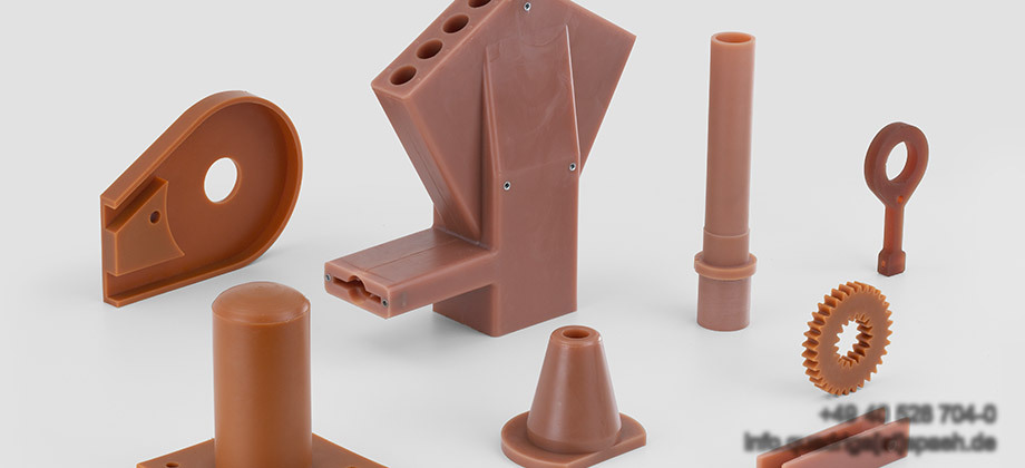 QUADRIGA Gießteile und Formteile aus Vulkollan und Polyurethan